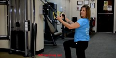 Video: TRX Static Lunge