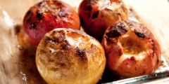 Baked & Fried Apples