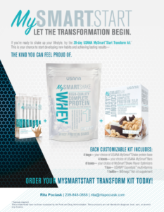 Usana My Start Package