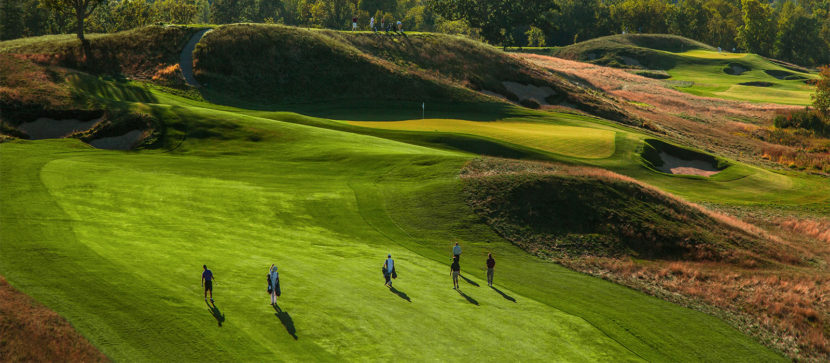 Erin Hills US Open Golf Contest