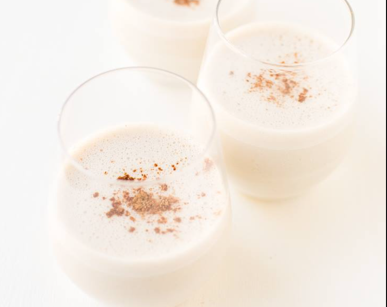Guilt Free Nog Recipe